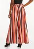 Spicy Striped Maxi Skirt alternate view