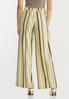 Petite Striped Palazzo Pants alternate view