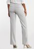 Gray Trouser Pants alternate view