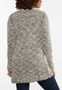 Textured Cardigan Sweater alternate view