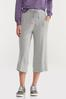 French Terry Wide Leg Pants alternate view
