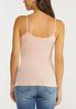 Pink Seamless Camisole alternate view