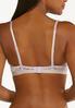 Plus Size Lace Convertible Bra Set alt view