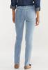 Lightwash Skinny Jeans alternate view