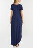 Knotted Tee Maxi Dress alternate view