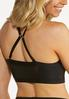 Plus Size Laser Fit Wire- Free Bralette alt view