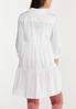 Tiered Button Down Tunic alternate view