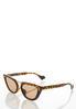 Tortoise Cat Eye Sunglasses alternate view