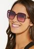 Styling Square Sunglasses alt view