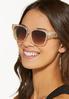 Clear Tortoise Sunglasses alt view