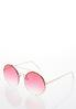 Pretty In Pink Sunglasses alternate view