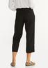 Cropped Trouser Pants alternate view