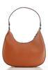Chain Detail Cognac Handbag alternate view