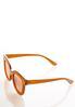 Tortoise Mirrored Sunglasses alternate view