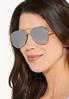 Classic Aviator Sunglasses alt view