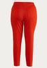 Plus Size Skinny 5- Pocket Ponte Pants alt view