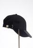 Black Bling Baseball Hat alternate view