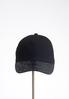 Black Bling Baseball Hat alt view