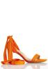 Ankle Wrap Dress Sandals alternate view