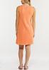 Plus Size Textured Swing Dress alternate view