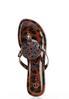 Leopard Medallion Sandals alternate view