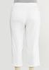 Plus Size Frayed High- Rise Jeans alternate view