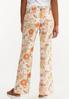 Orange Blossom Linen Pants alternate view