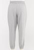 Plus Size French Terry Joggers alternate view
