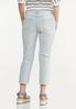 Distressed Lightwash Jeans alternate view