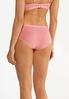 Plus Size Pretty Pink Panty Set alt view
