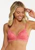 Plus Size Lovely Lace Bra Set alternate view