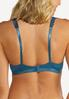Plus Size Touch Of Teal Bra Set alt view