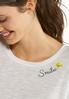 Plus Size Smile Twisted Tee alt view