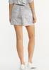 Gray Tie Dye Shorts alternate view