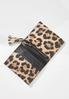 Mini Leopard Wallet alternate view