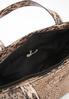 Leopard Croc Bag- In- Bag Tote alt view