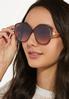 Myles Embellished Sunglasses alt view