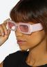 Pink Pearl Sunglasses alt view