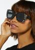 Sparkle Square Sunglasses alt view