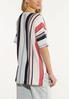 Striped Dolman Sweater alternate view