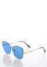 Geo Blue Lens Sunglasses alternate view