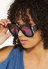 Miles Square Sunglasses alt view