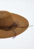 Brown Floppy Hat alternate view