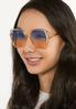 Avery Square Sunglasses alt view
