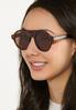 Tortoise Sunglasses alt view