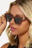 Cat Eye Tortoise Sunglasses alternate view