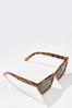 Cat Eye Tortoise Sunglasses alt view