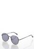 Mod Black Sunglasses alternate view