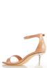 Patent Lucite Heel Sandals alternate view