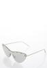 Cat Eye Shield Sunglasses alternate view